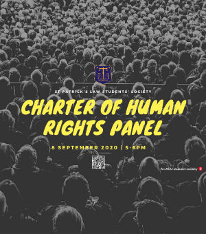 CHARTER OF HUMAN RIGHTS PANEL
