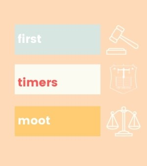 FIRST TIMERS MOOT