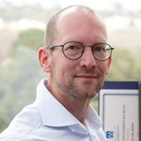 Associate Professor Bart De Jong