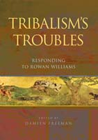 Book cover of Tribalism's Troubles: Responding to Rowan Williams.