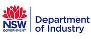 New South Wales Department of Industry logo