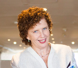 ACU's Professor Michelle Campbell