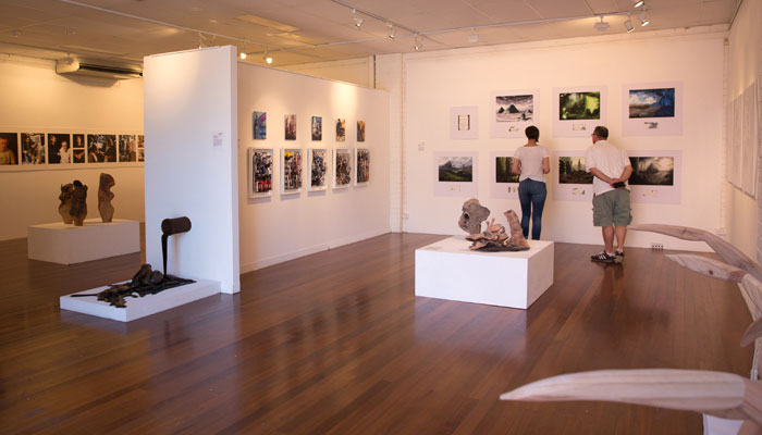 Room of McGlade Gallery Sydney